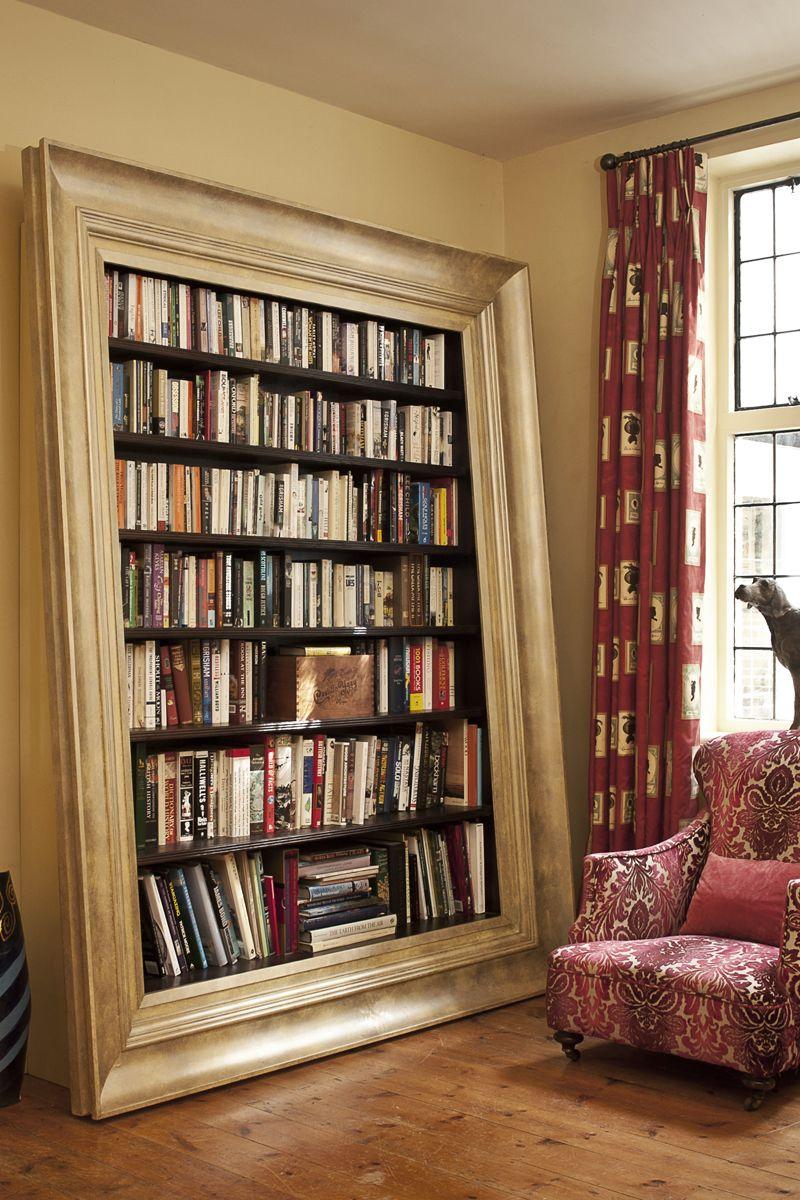 libreria-fai-da-te-pallet-cornice