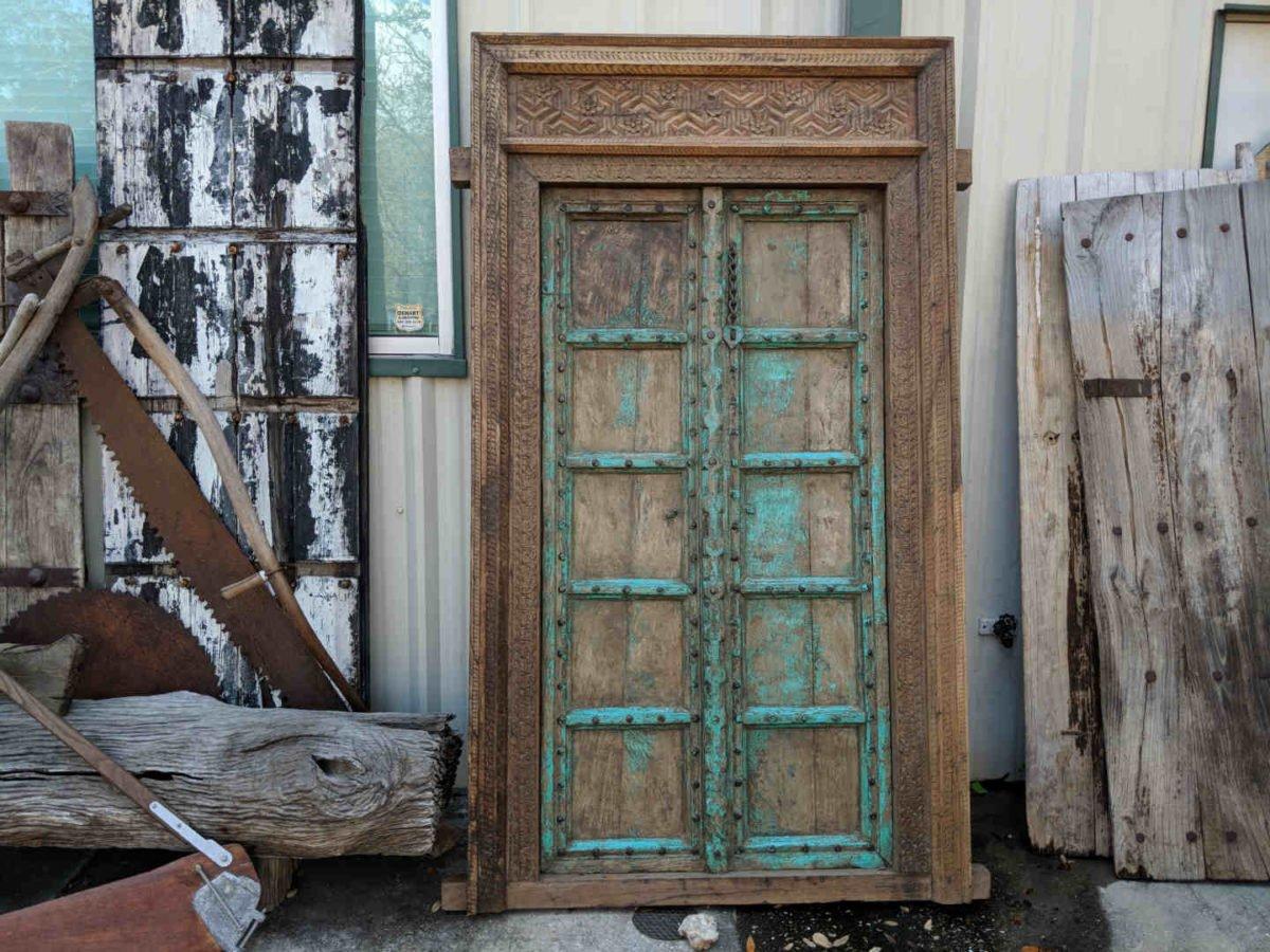 Come Sistemare Una Porta In Legno 10 fantastiche idee per riciclare le vecchie porte