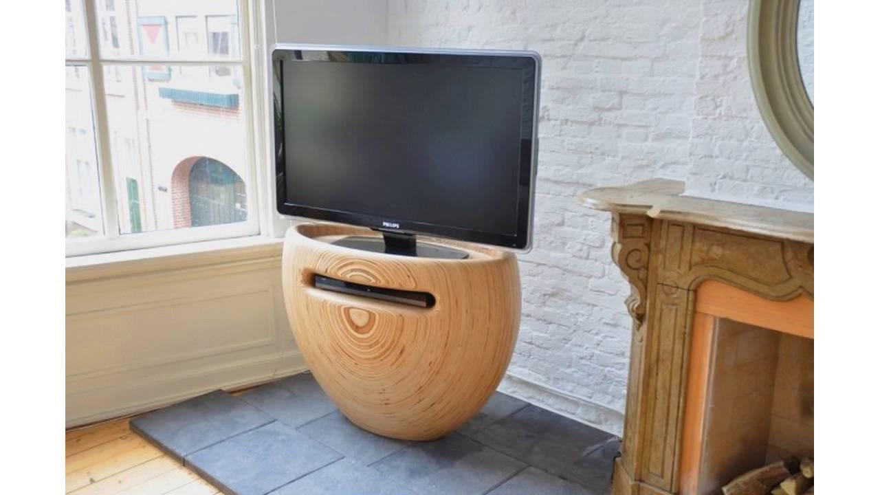 10 Idee Fantastiche Per Sistemare La Tv In Camera