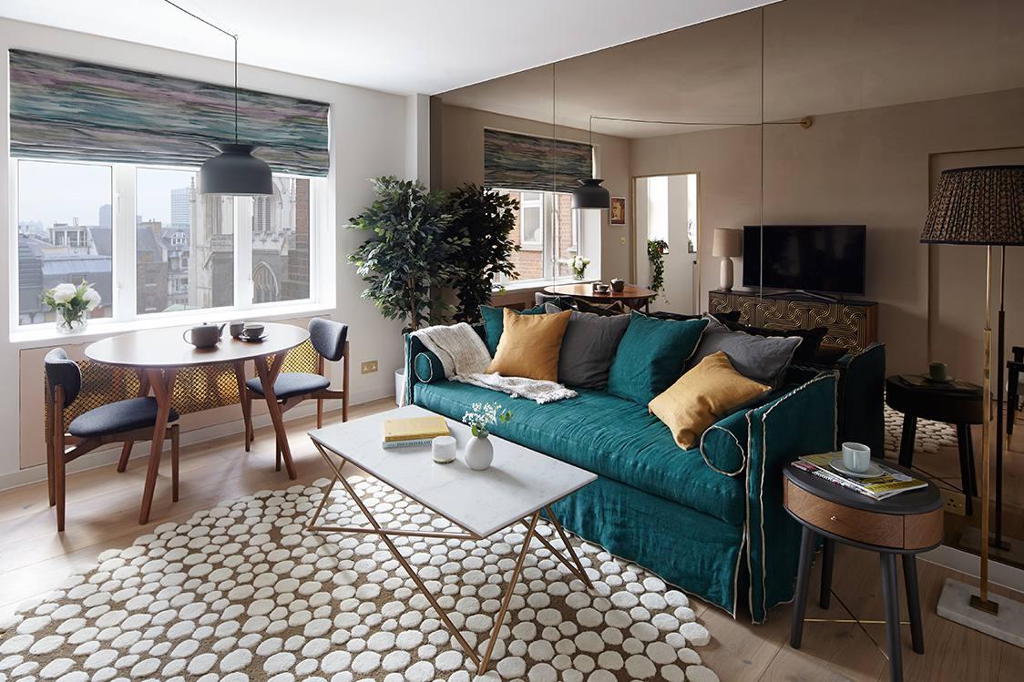 abbellire-soggiorno-piccolo-illuminazione