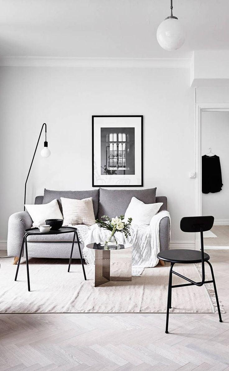abbellire-soggiorno-piccolo-minimalista
