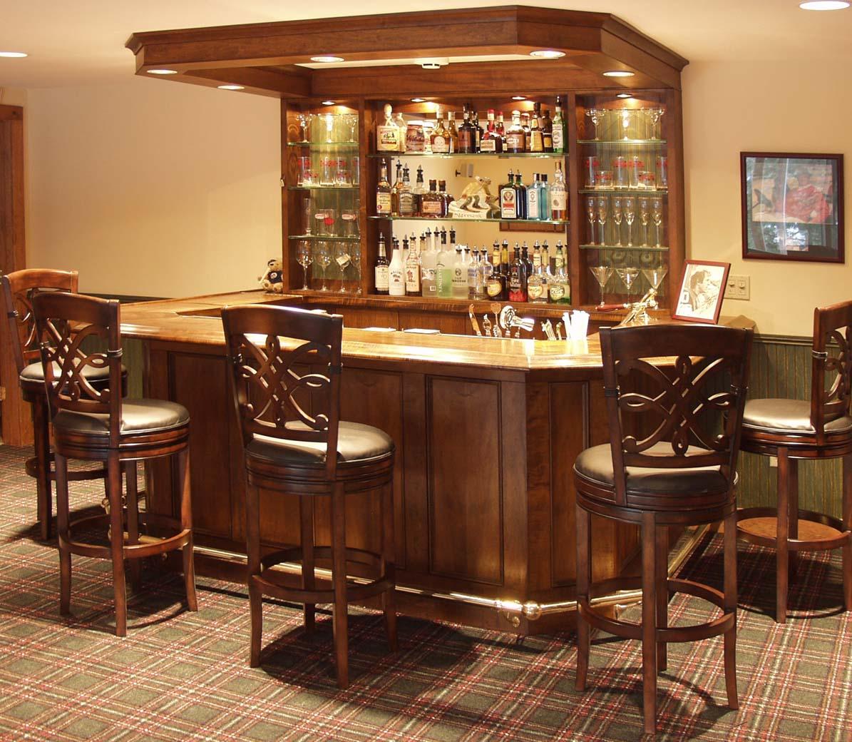 Bar Il Salotto.5 Idee Di Angolo Bar Per Il Salotto