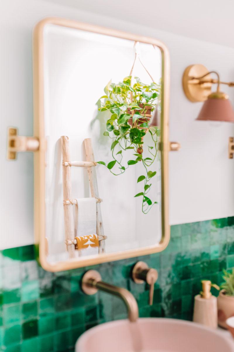 bagno-stile-bohemien-piante