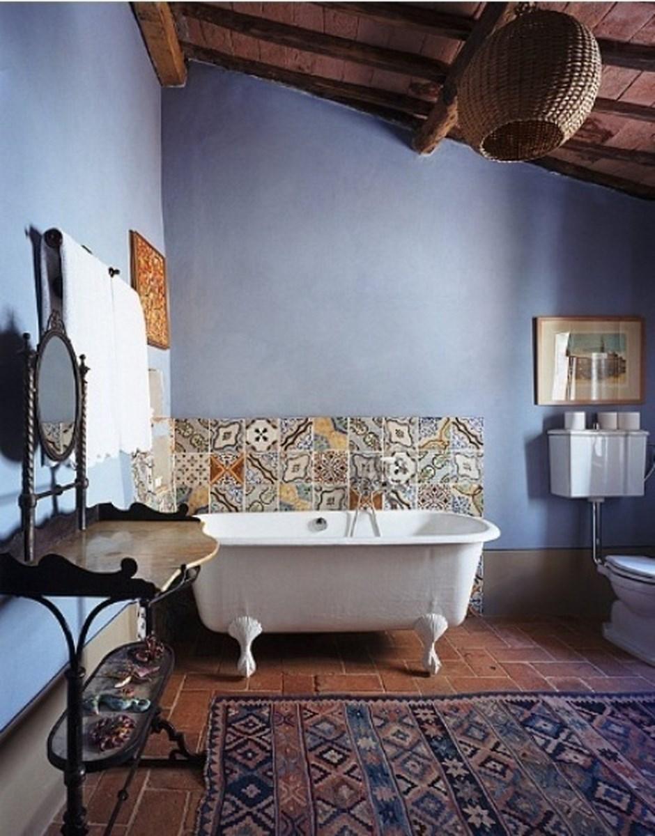 bagno-stile-bohemien-tappeto