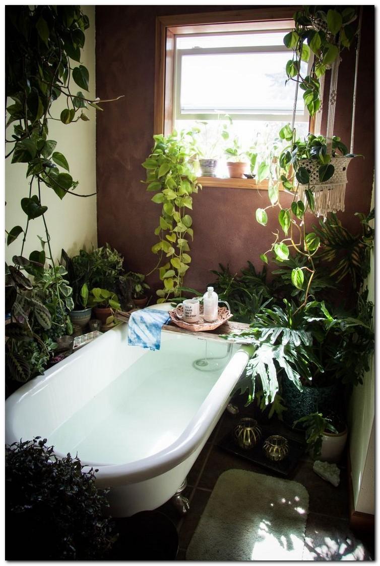 bagno-stile-bohemien-vasca-fiori