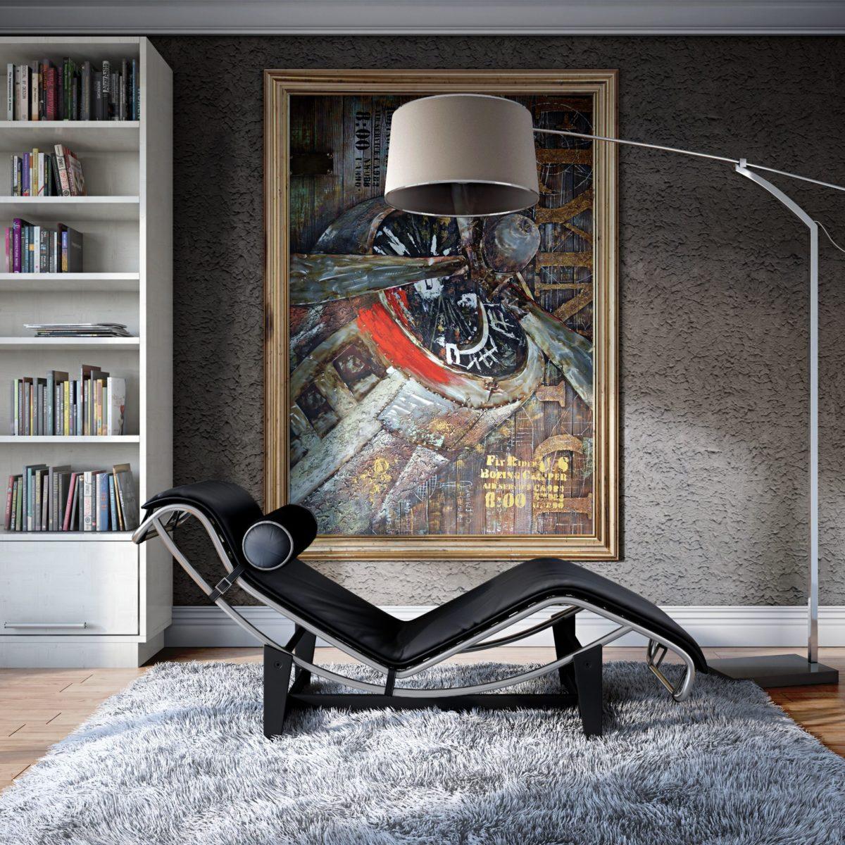 chaise-longue-lecorbusier-soggiorno-moderno