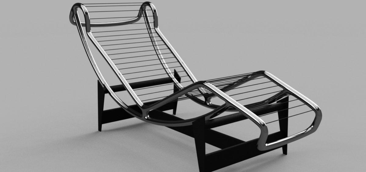 chaise-longue-lecorbusier-struttura