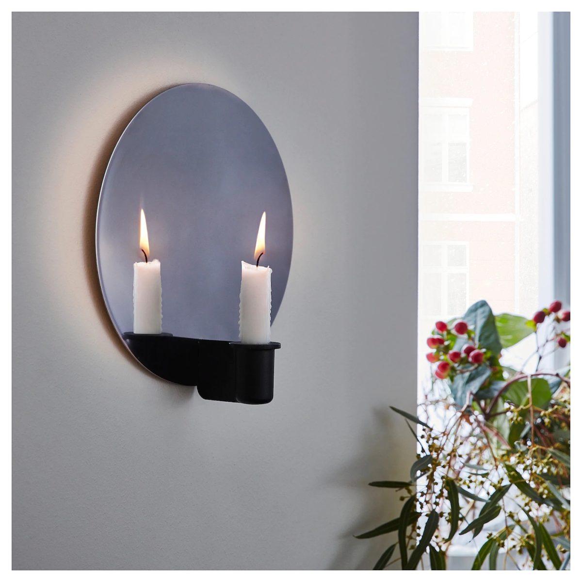 collezione-ikea-varmer-illuminazione-candeliere-parete