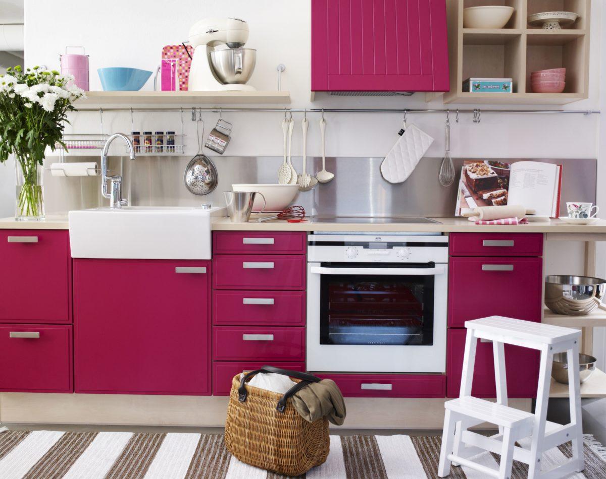 colore-borgogna-mobili-cucina