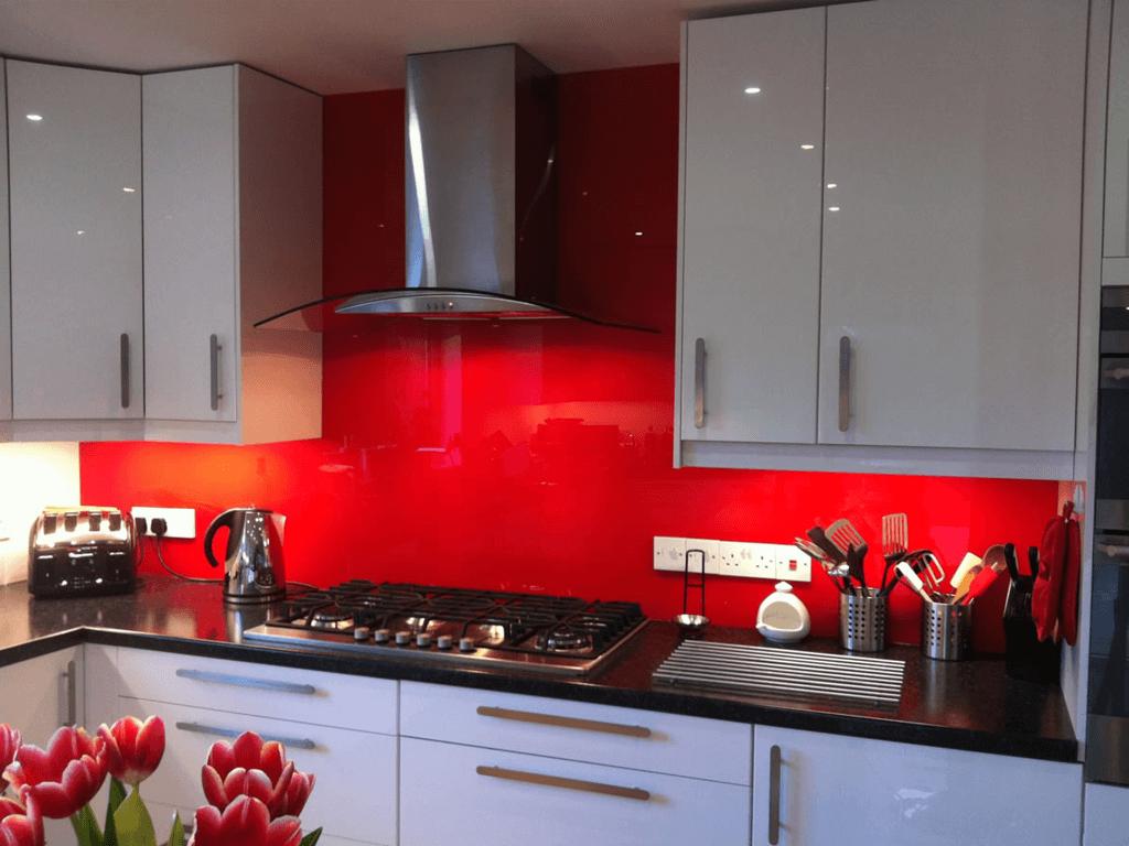 cucina-laccata-rosso