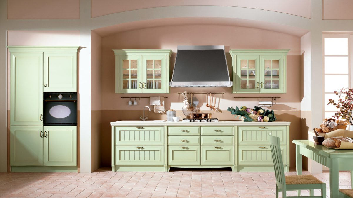 cucina-provenzale-verde-lube-velia