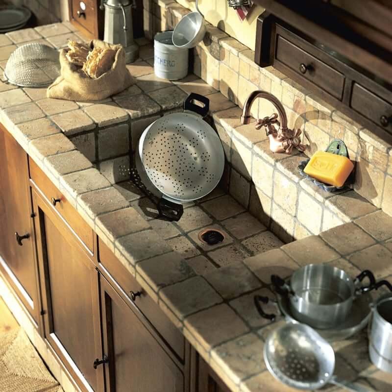 cucina-provenzale-verde-marchi-doralice-lavandino