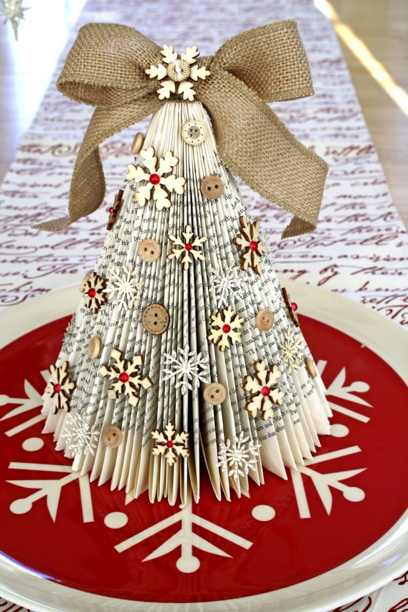 decorazioni-natalizie-carta-albero-tavola