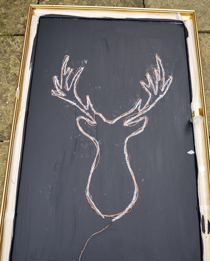 decorazioni-natalizie-renne-disegno-mano