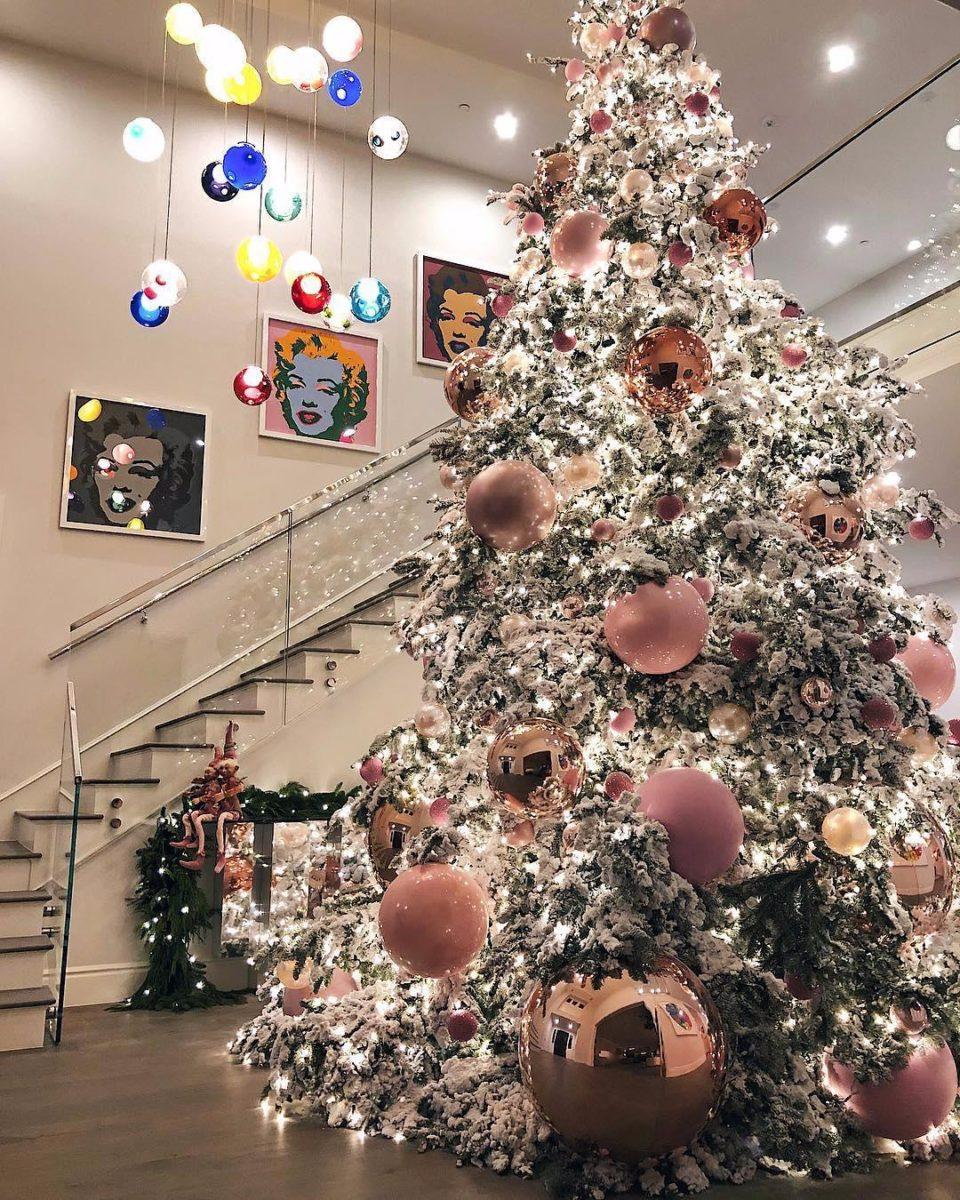 Albero Natale Decorato Rosso colori di moda natale 2019: i 5 suggerimenti speciali