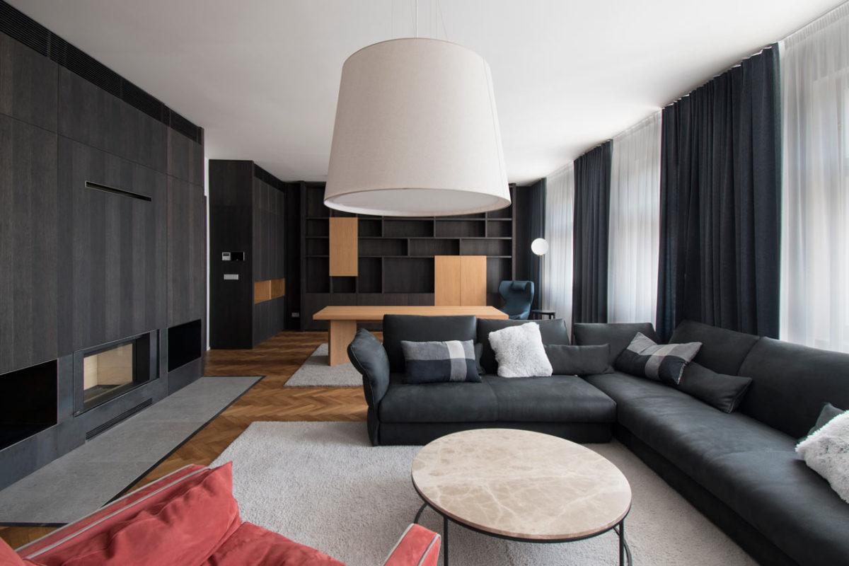 soggiorno-total-black-moderno-pareti