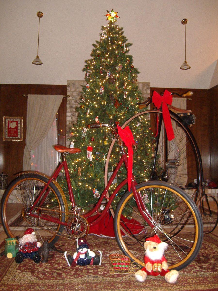 decorazione-natalizia-bici-albero-coppia