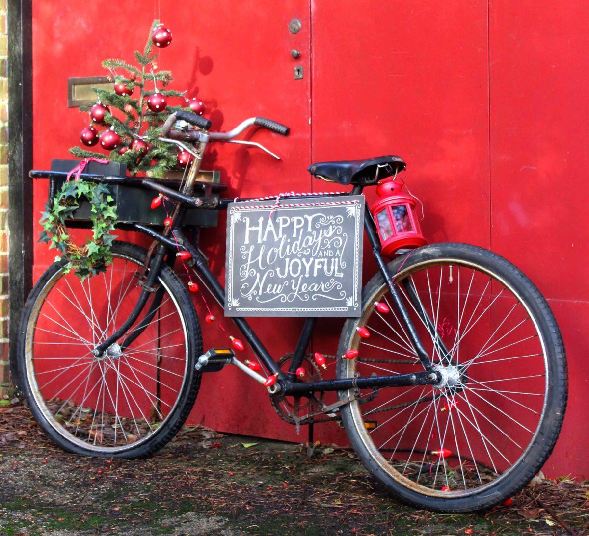 decorazione-natalizia-bici