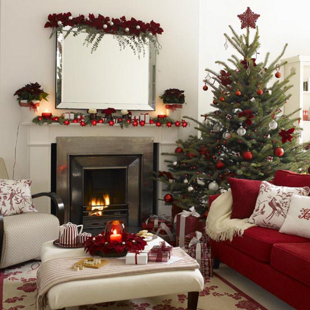 decorazioni-natalizie-divano-coperta