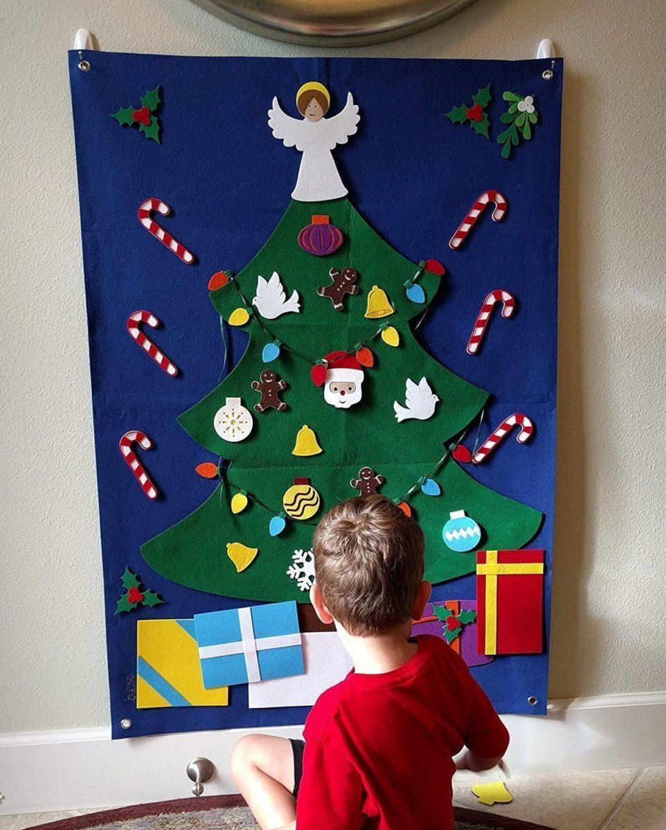 decorazioni-natalizie-pannolenci-albero-grande