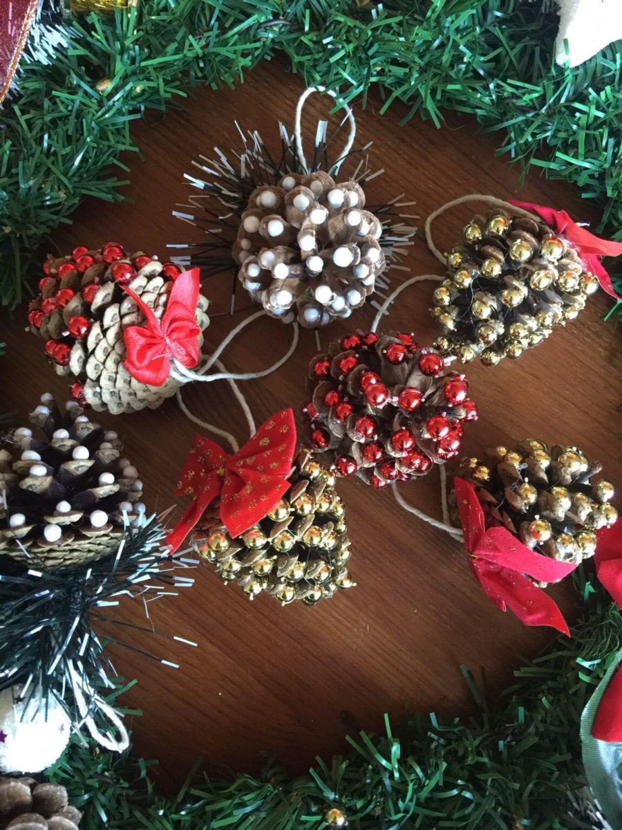decorazioni-natalizie-pigne