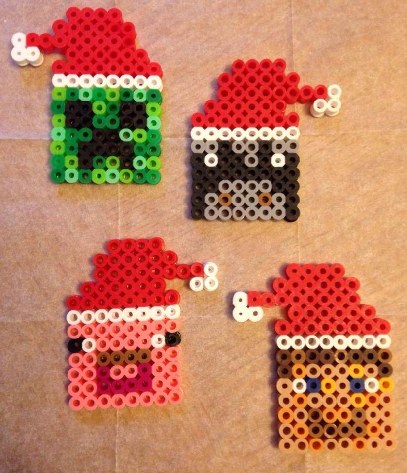 decorazioni-natalizie-pyssla-babbo