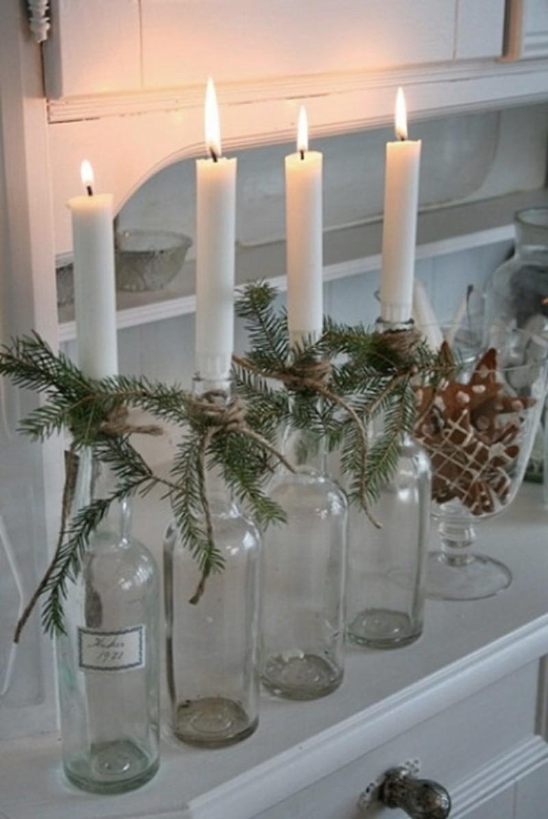 decorazioni-natalizie-scandinave-candele-bottiglie