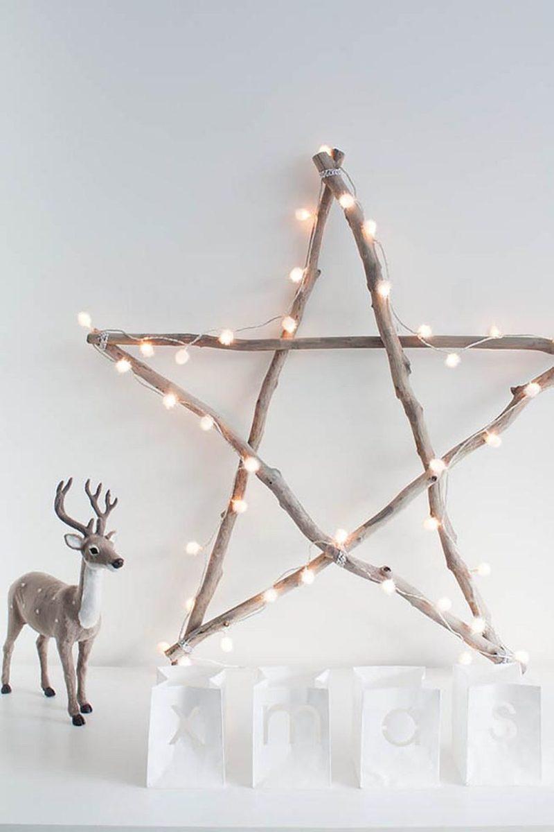 decorazioni-natalizie-scandinave-stella-legno
