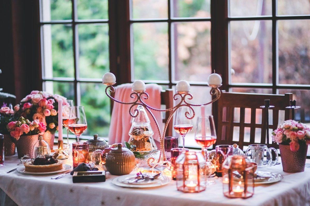 addobbi natalizi tradizionali tavola