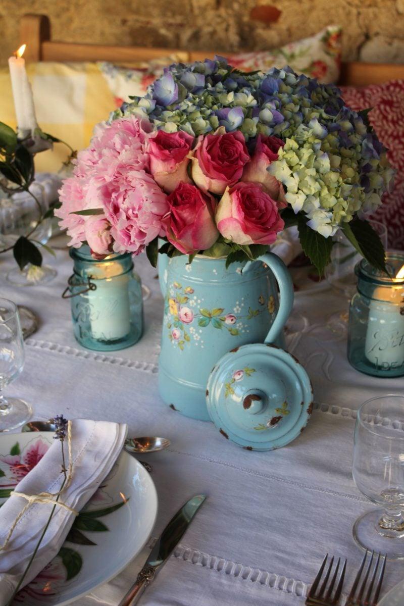 abbellire-casa-stile-shabby-fiori