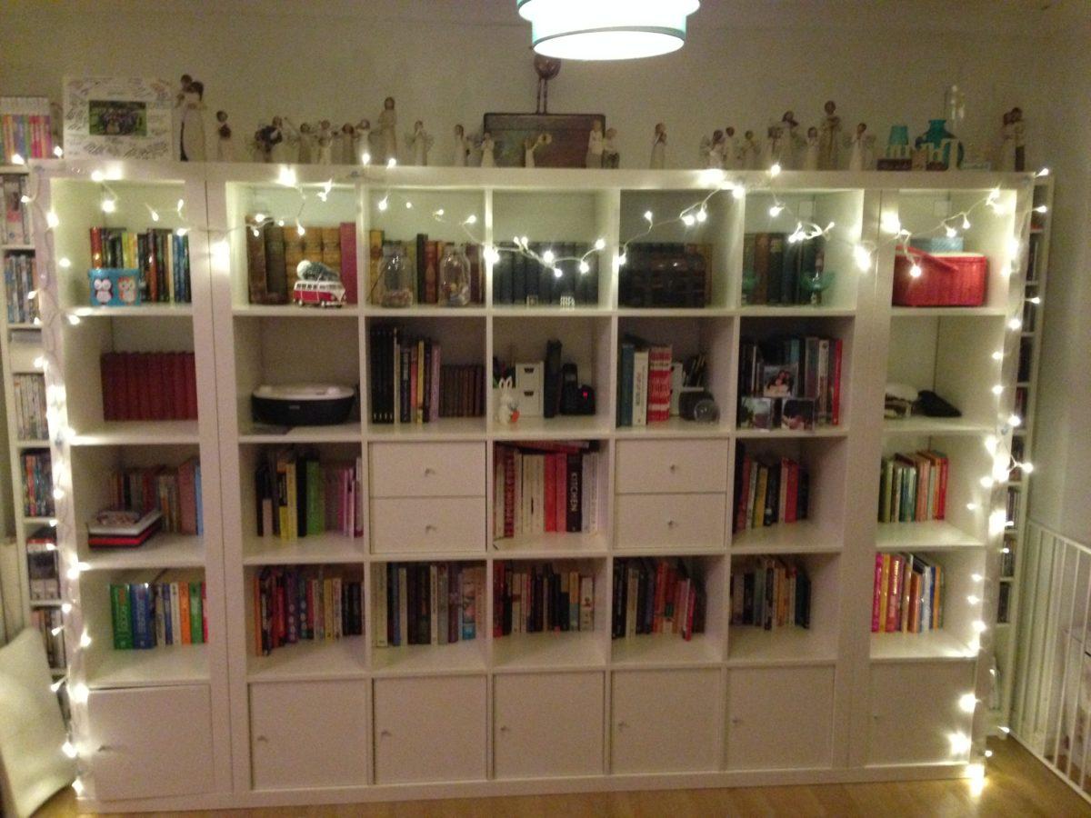 abbellire-libreria-illuminazione