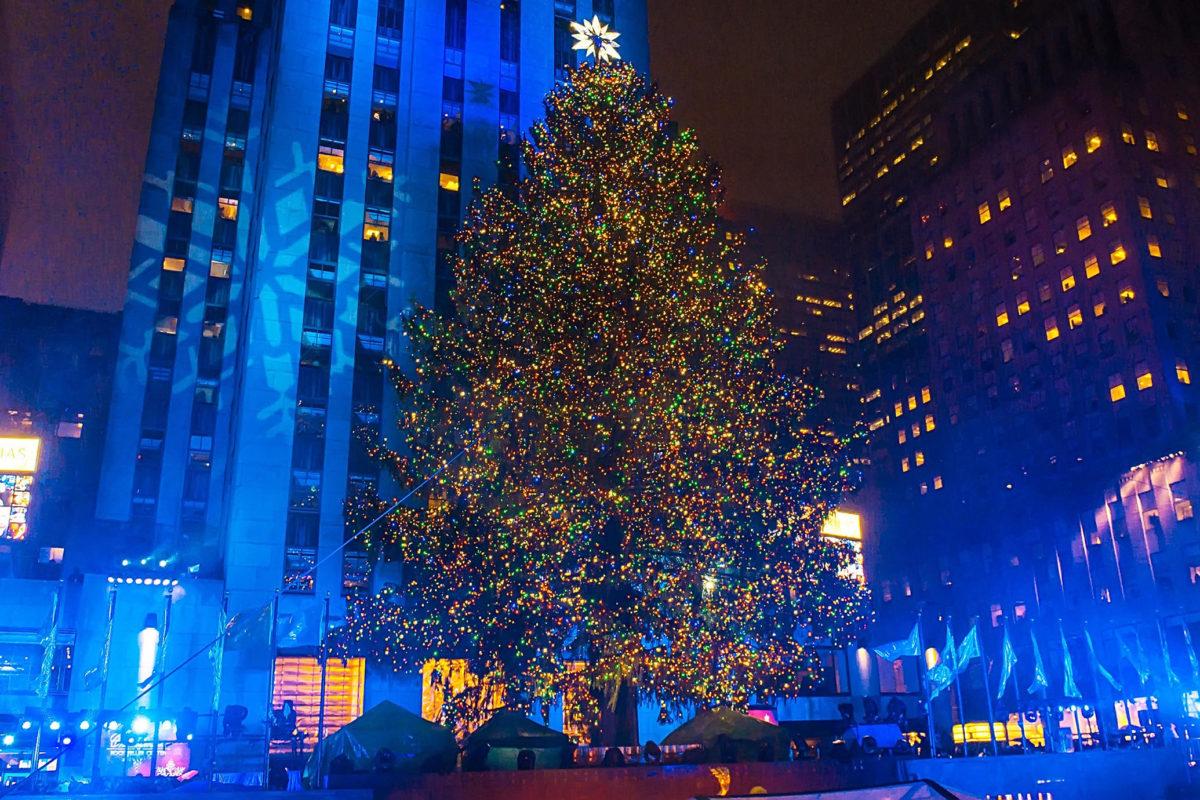 84th Rockefeller Center Christmas Tree Lighting