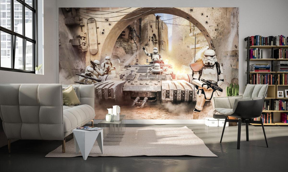arredamento-star-wars-poster-soggiorno