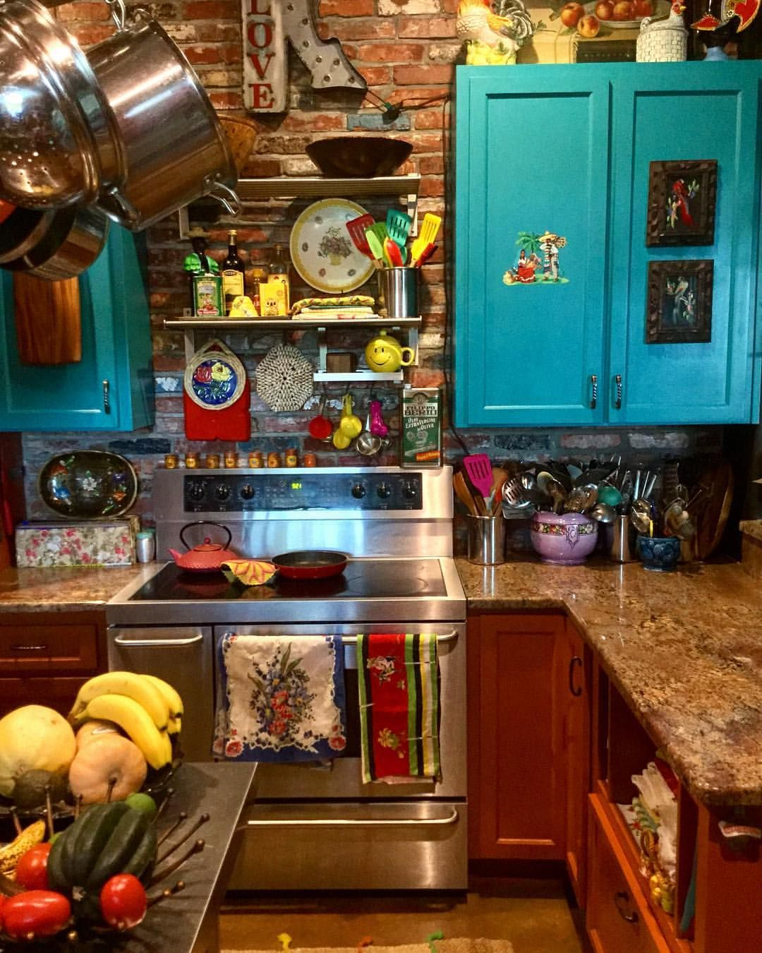 cucina-americana-bohemien