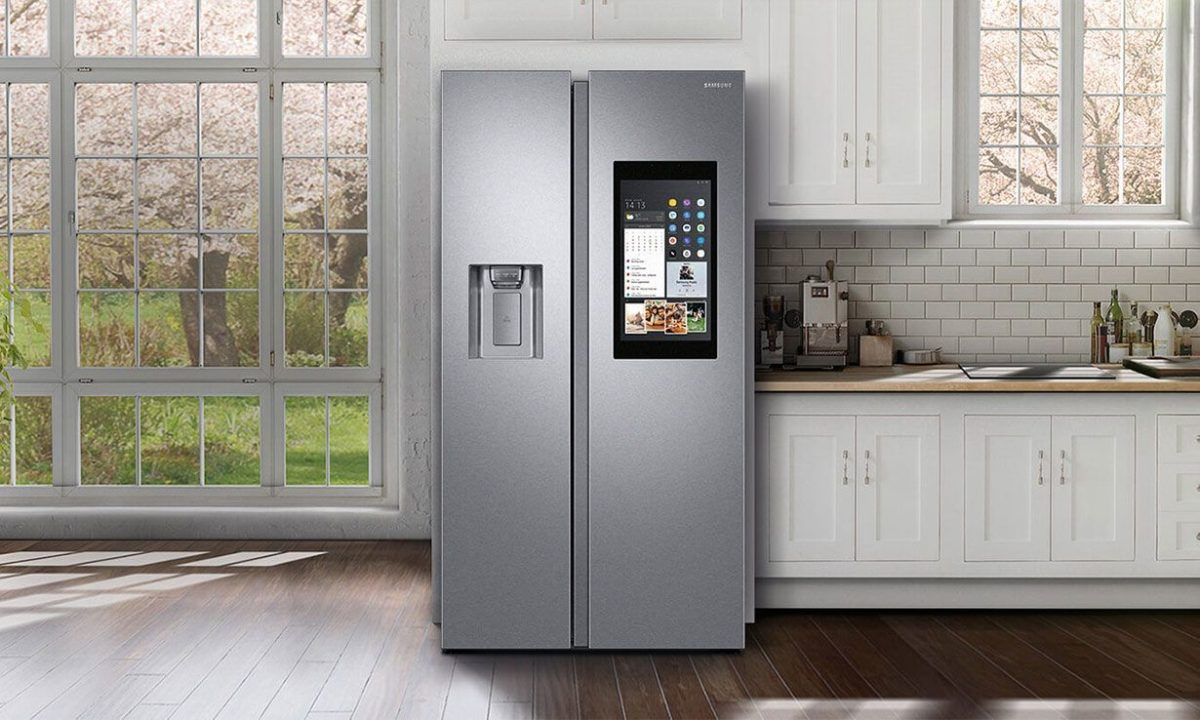 cucina-americana-frigorifero-porte