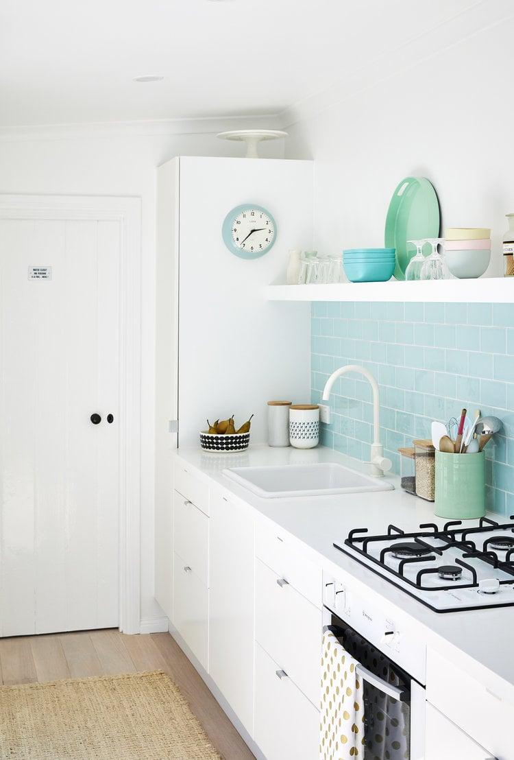 cucina-color-tiffany-abbinamento-bianco