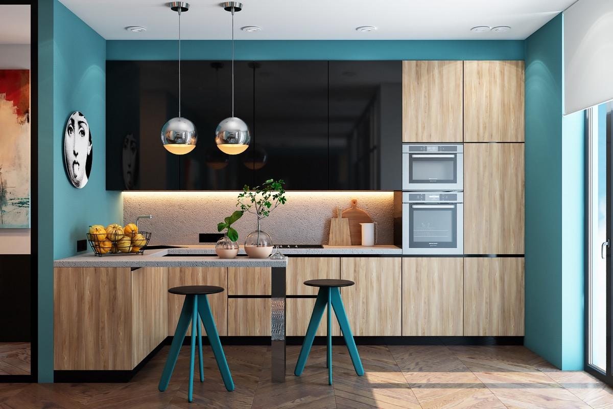 cucina-color-tiffany-penisola