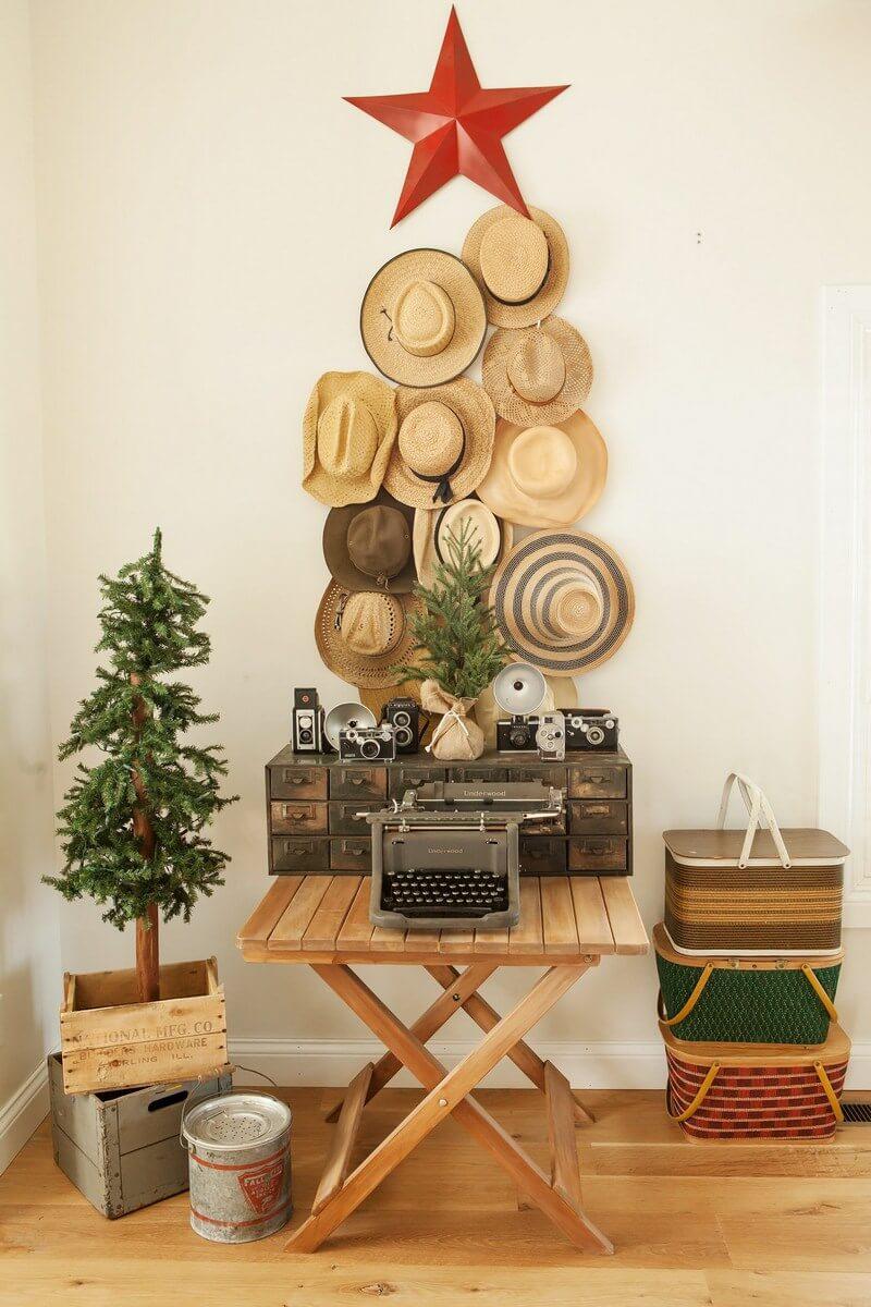 decorazioni-natalizie-bohemien-albero-strano