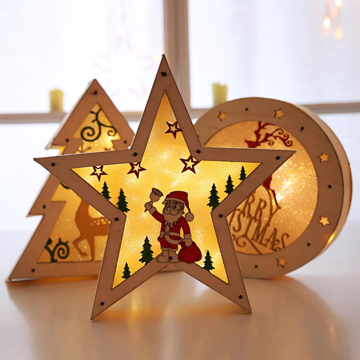 decorazioni-natalizie-legno-luminose