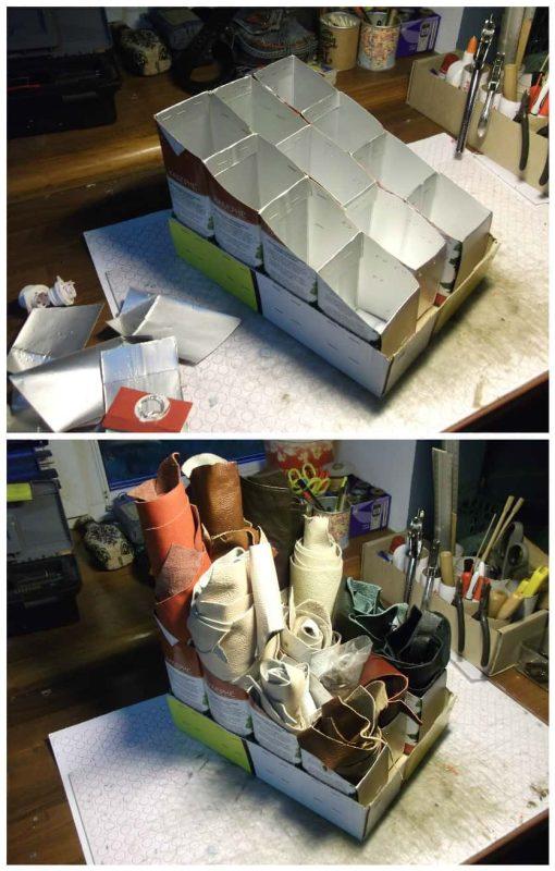 riciclo-creativo-tetrapak-organiser