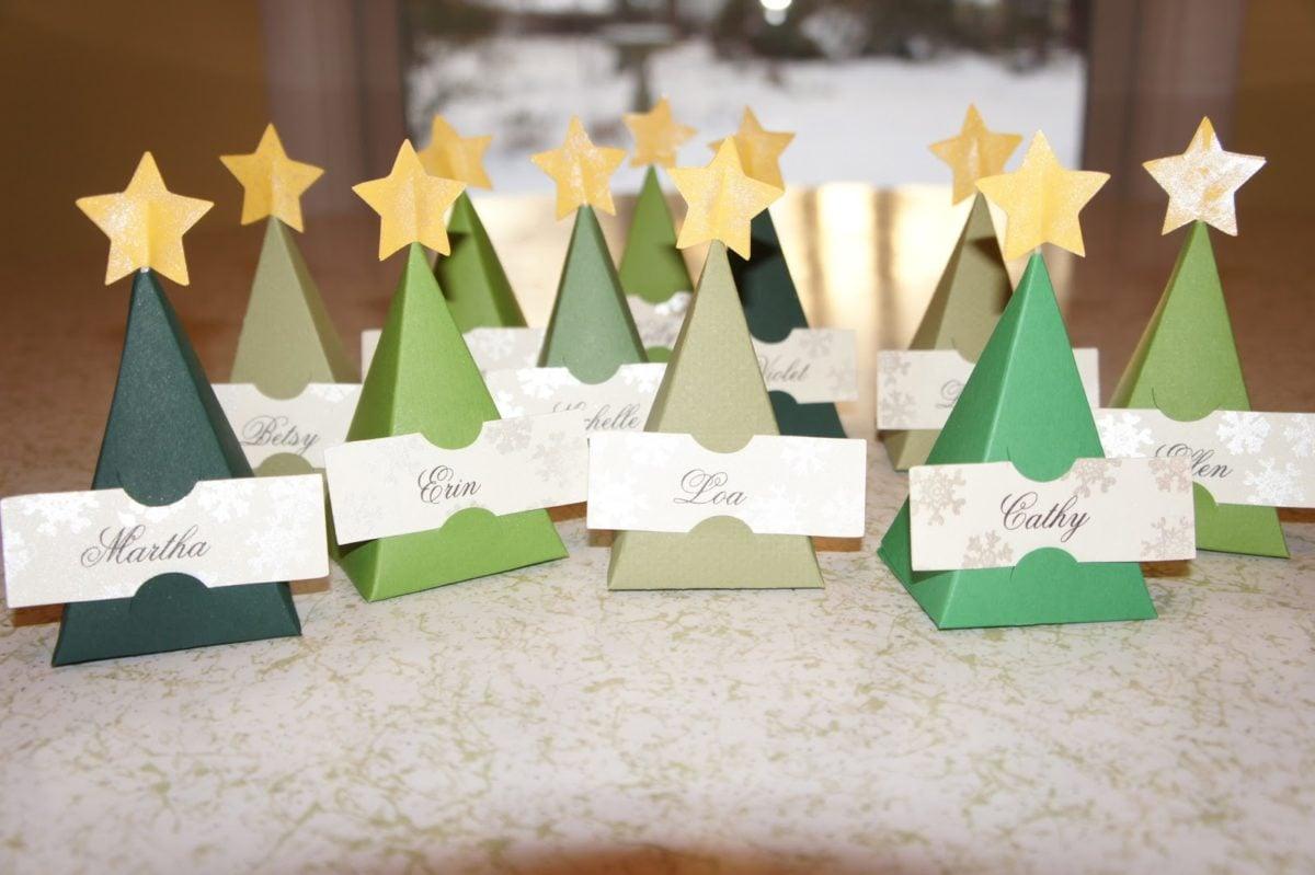 segnaposti-natalizi-originali-albero-carta