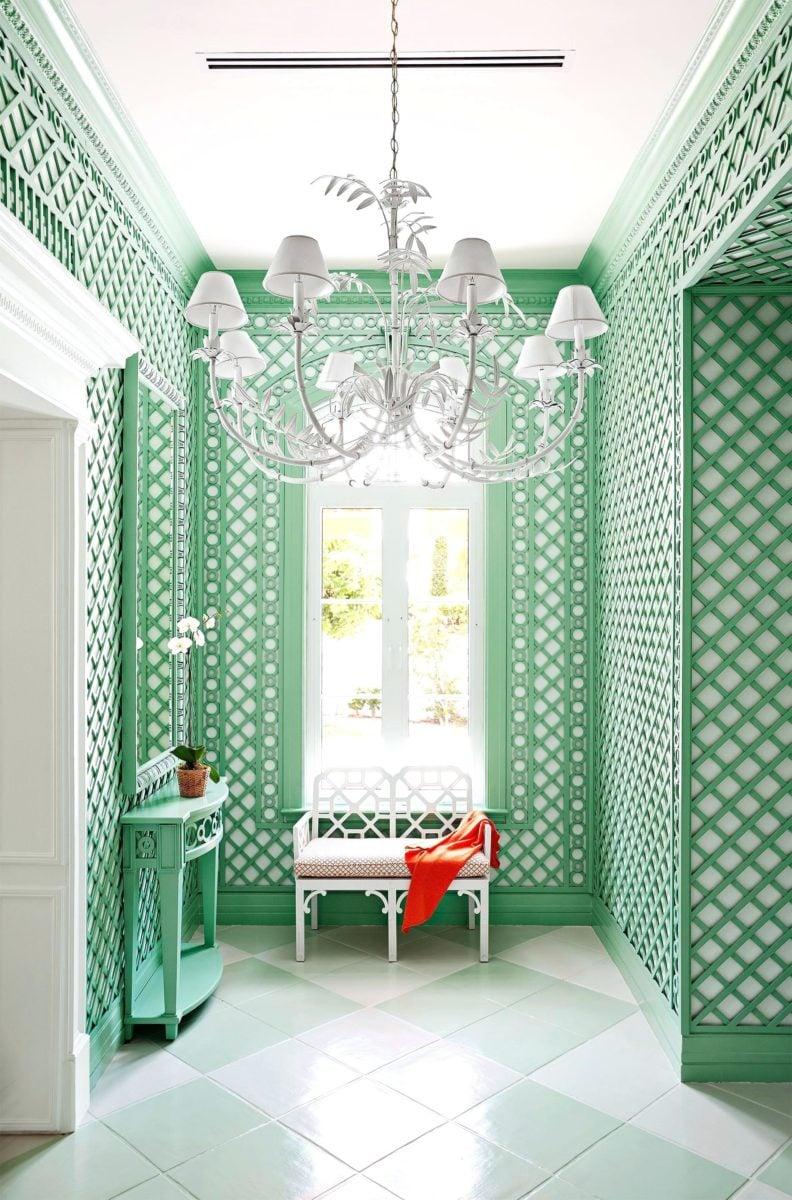camera-letto-verde-menta-angolo