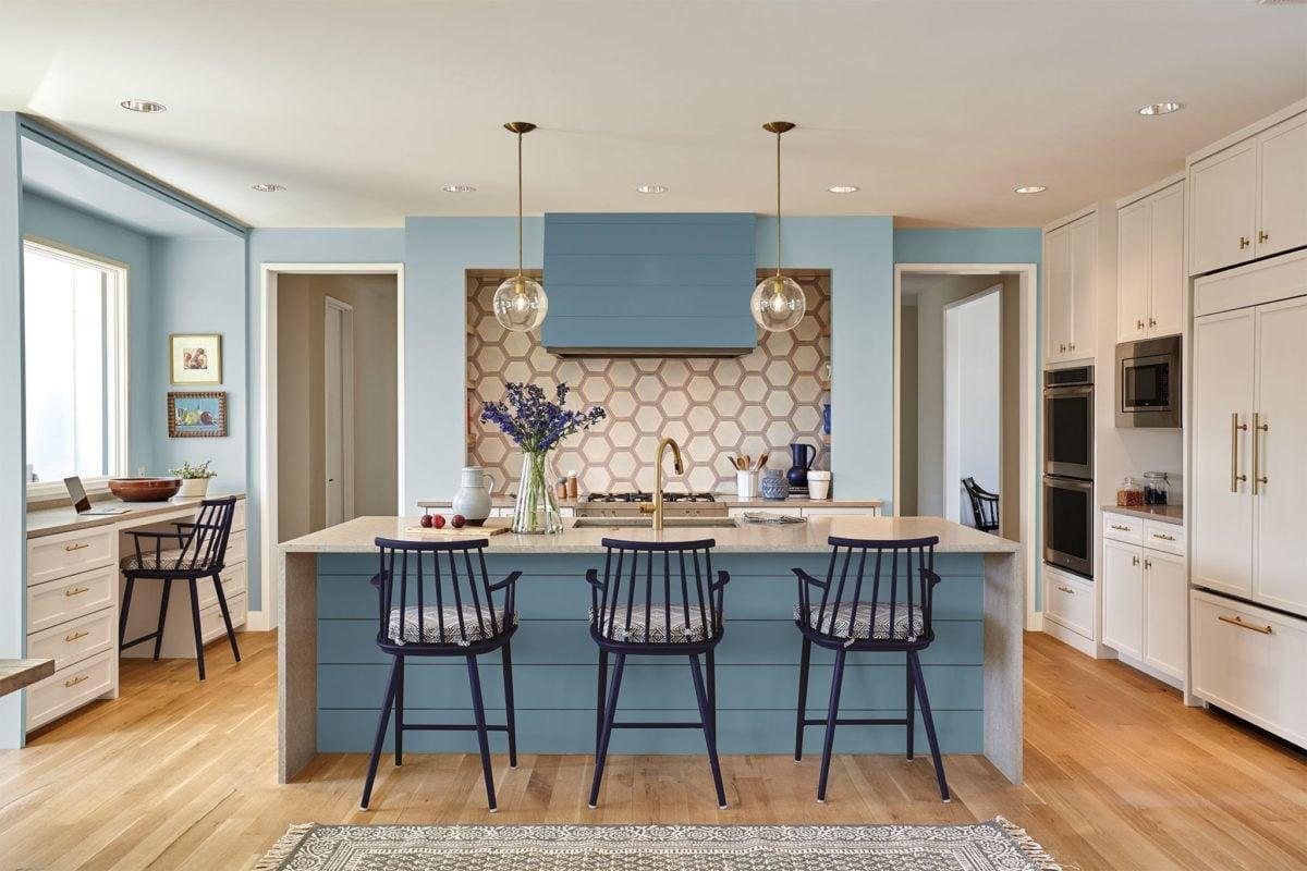 color-kaki-cucina-moderna