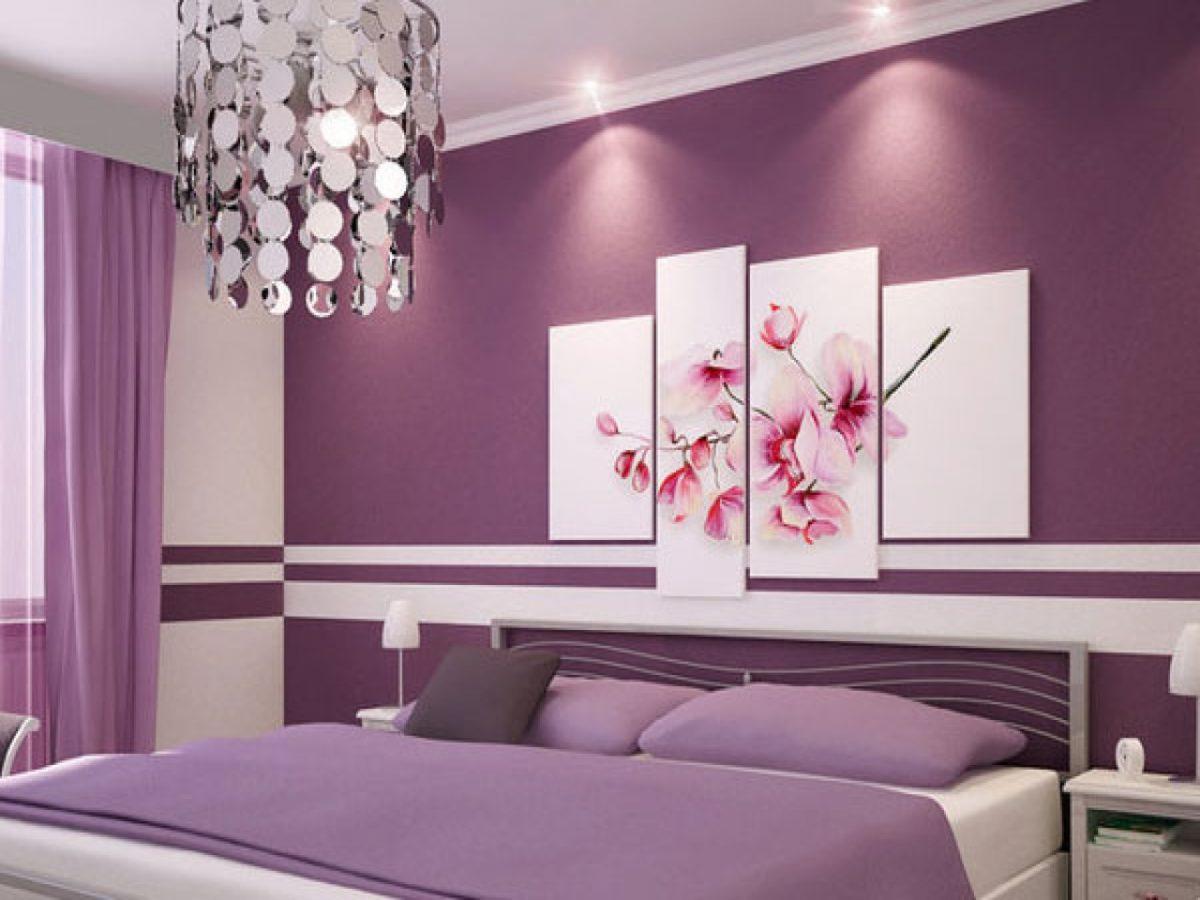 color-lavanda-camera-letto-moderna-lusso