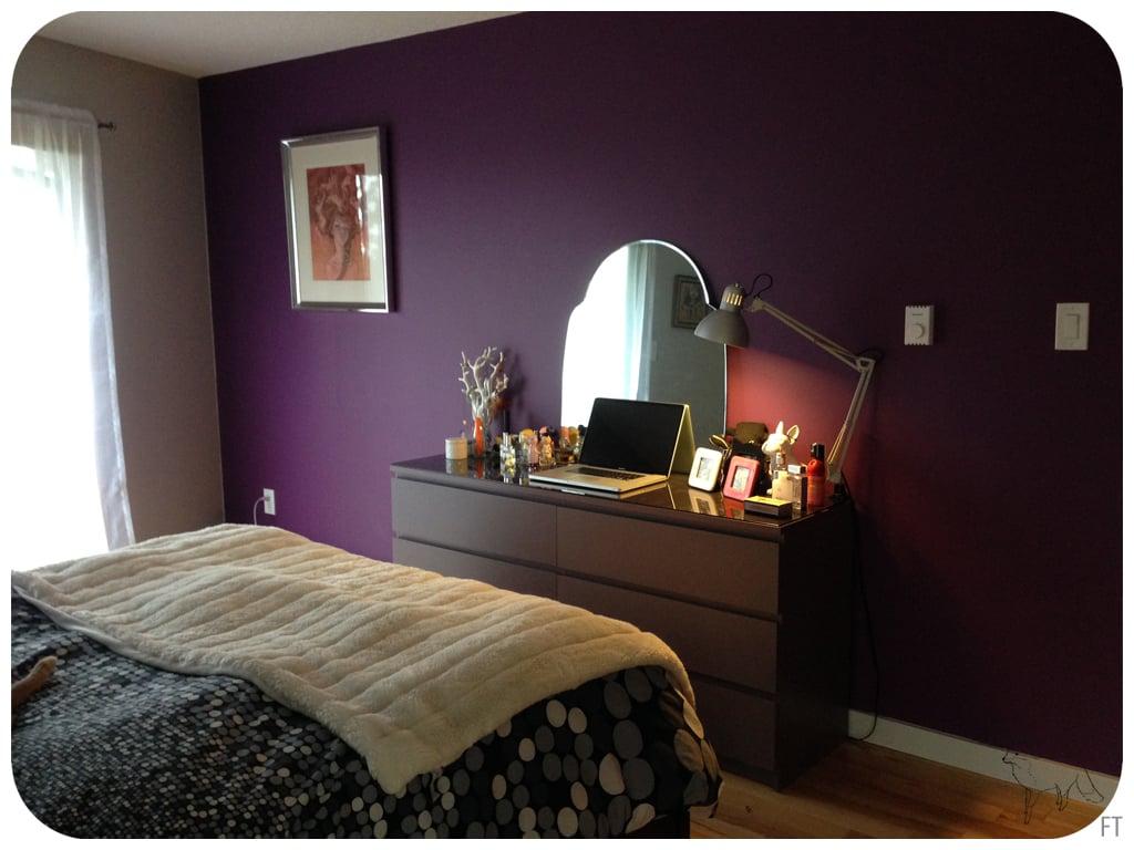 color-melanzana-camera-letto-parete