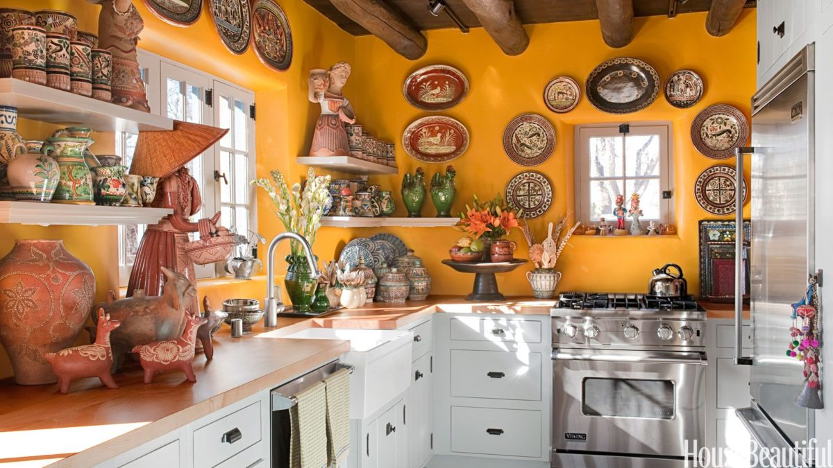 cucina-arancione-mediterranea