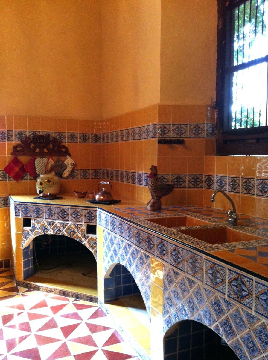 cucina-arancione-messicana