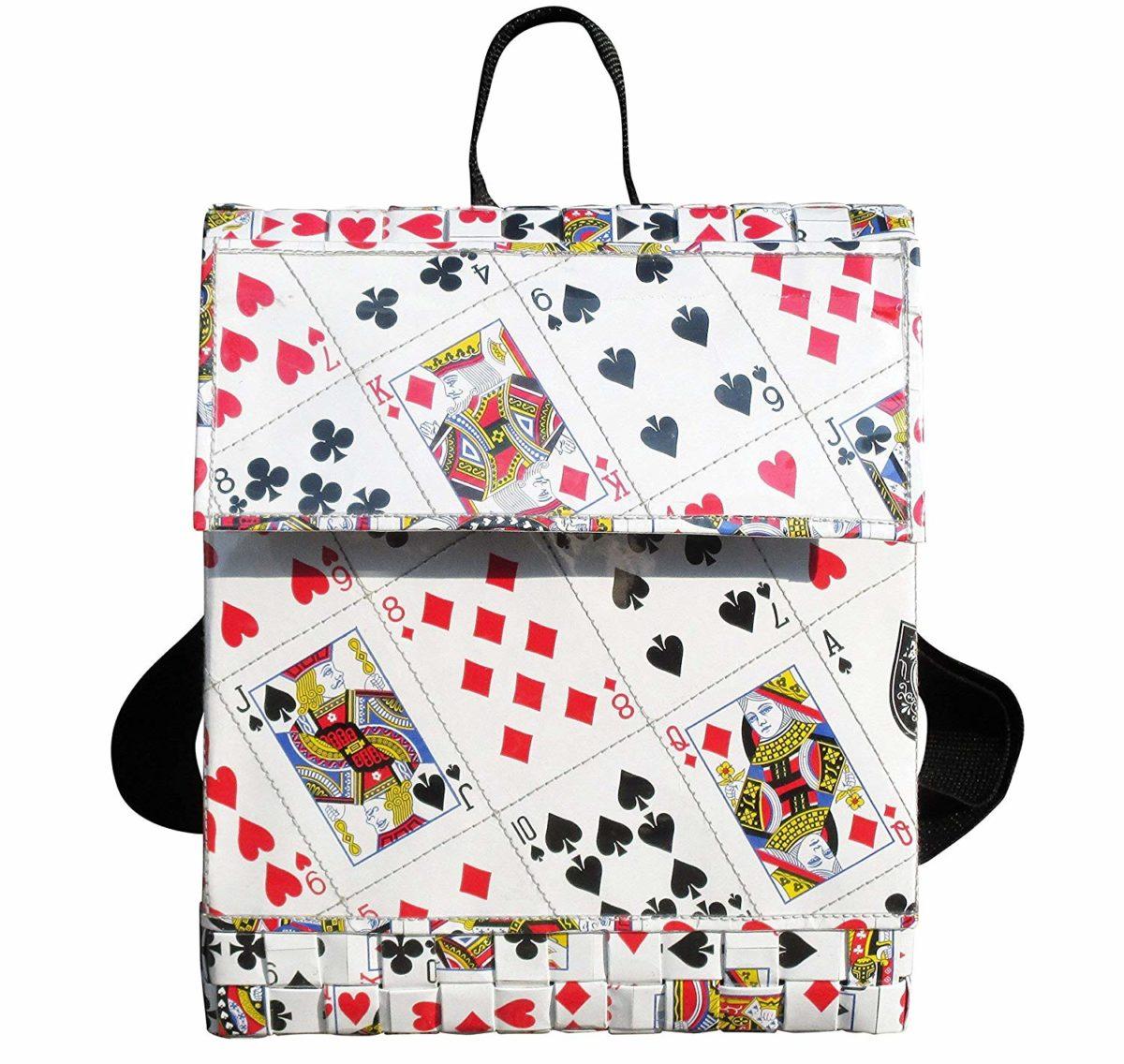 riciclare-carte-da-gioco-borsa