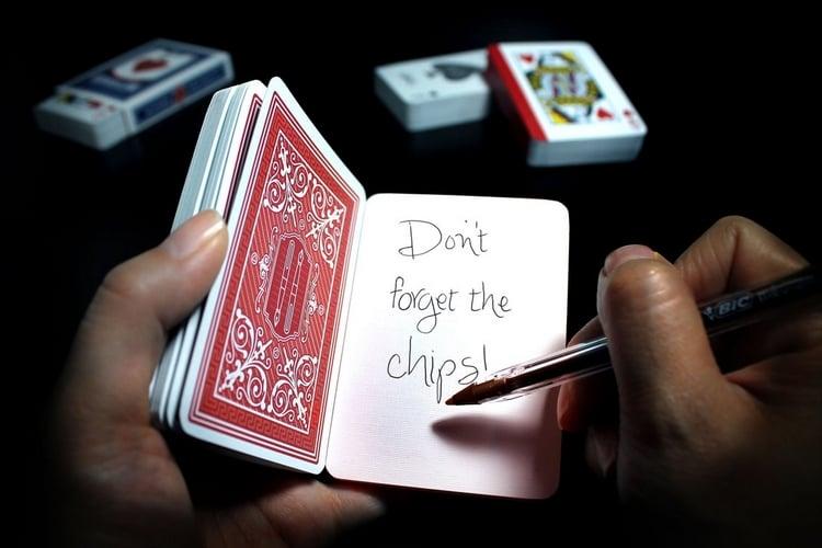riciclare-carte-da-gioco-diario
