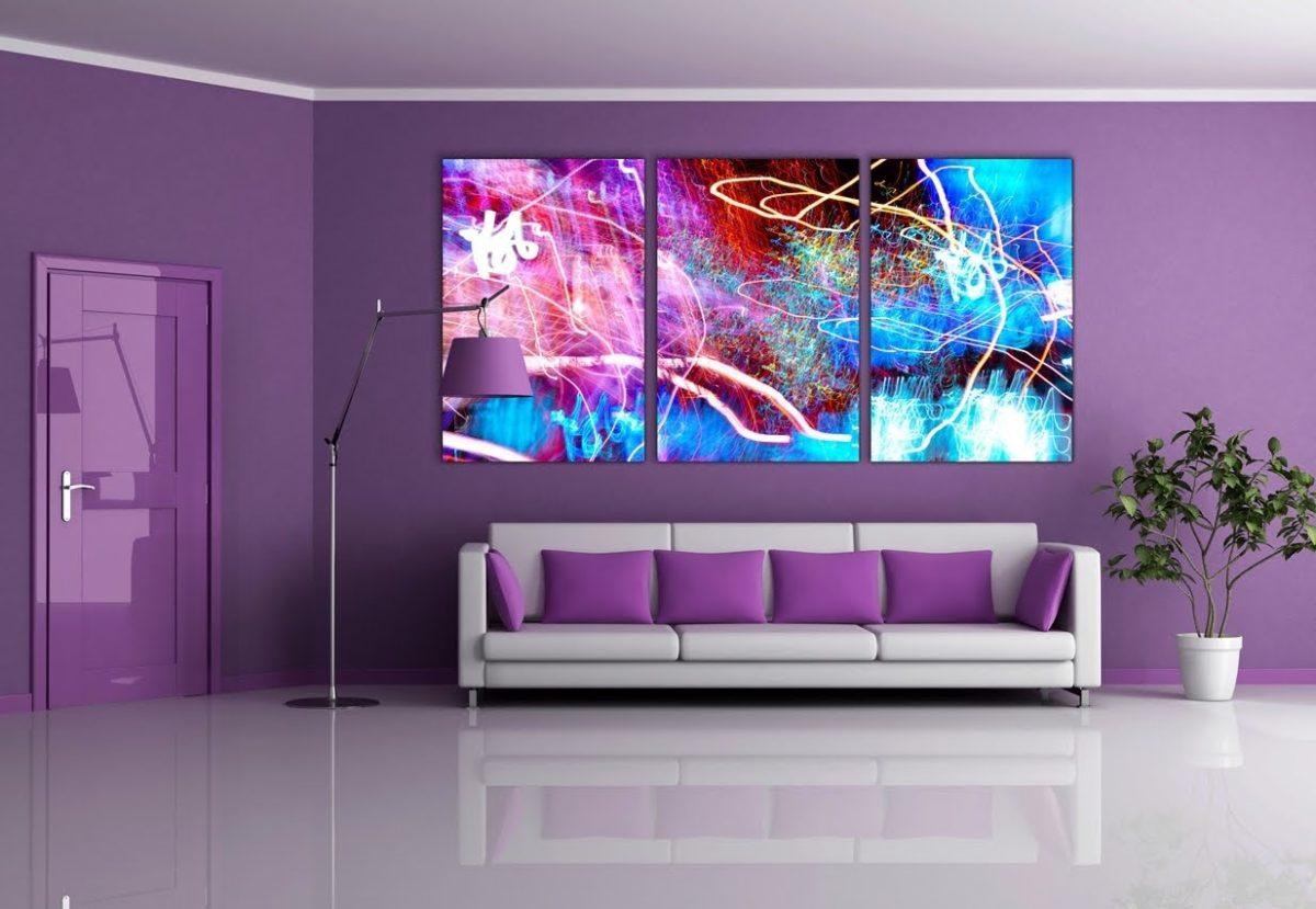 soggiorno-stile-moderno-color-glicine
